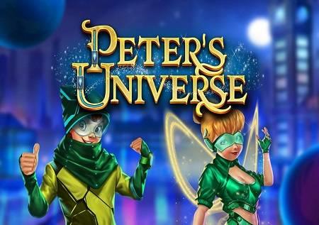 Peters Universe – kazino slot koji vraća u detinjstvo!