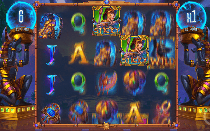 Battle Maidens Cleopatra, 1x2 Gaming, Online Casino Bonus