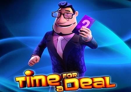 Time for a Deal slot nudi ponudu koja se ne odbija!