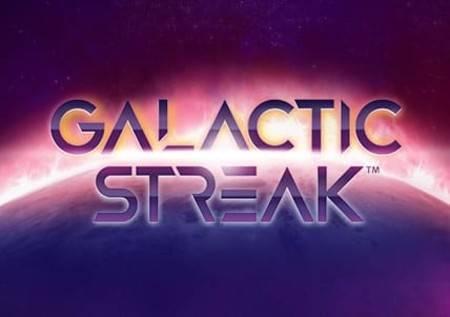 Galactic Streak – istražite svemir u onlajn kazino igri!