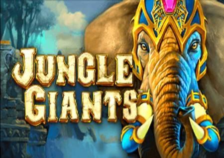 Jungle Giants – otputujte u džunglu sa top kazino igrom!
