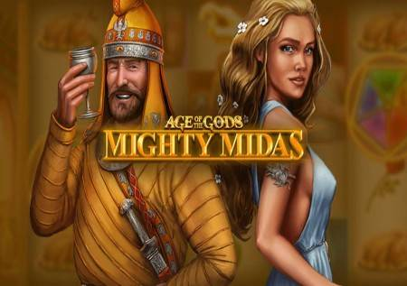 Mighty Midas – online slotovi Age of the Gods!