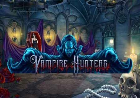 Vampire Hunters – video slot za hrabre kazino igrače!