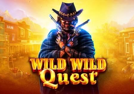 Wild Wild Quest – kazino obračun na Divljem zapadu!