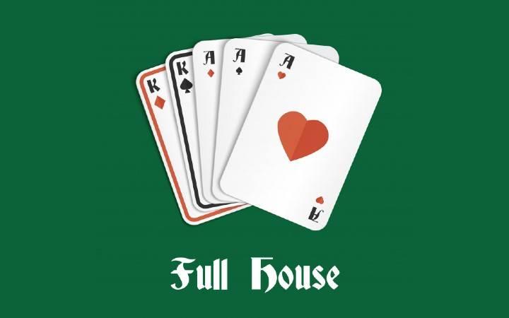 Kratak pregled poker izraza - Full House