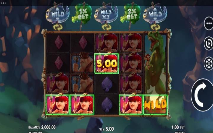 Anderthals, Online Casino Bonus