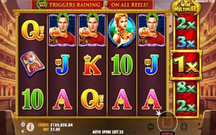 Wild Gladiators, Online Casino Bonus