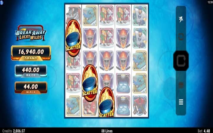 Online Casino Bonus, Break Away Lucky Wilds
