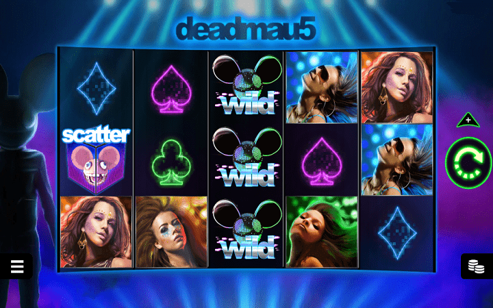 Deadmau5, Microgaming, Online Casino Bonus