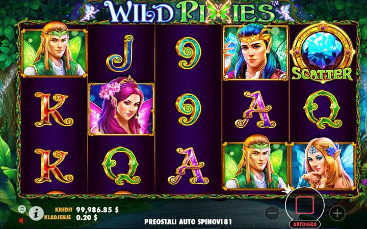 Wild Pixies, Pragmatic Play, Online Casino Bonus