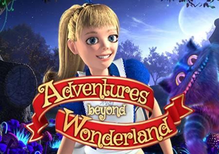 Adventures Beyond Wonderland – magični slot bonusi!