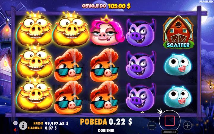 7 Piggies, Pragmatic Play, Online Casino Bonus