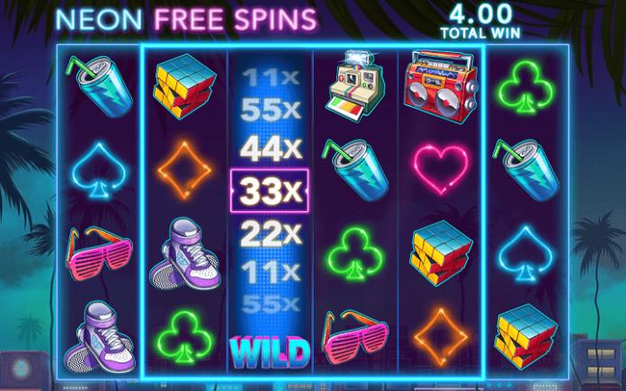 Electric Avenue, Microgaming, Online Casino Bonus