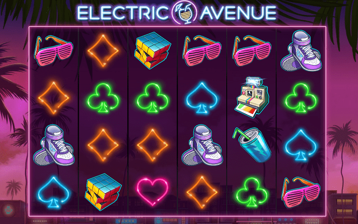 Electric Avenue, Microgaming, Online Casino Bonus