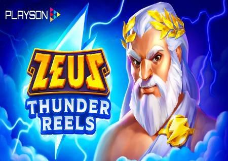 Zeus Thunder Reels -munjevita zabava u video slotu