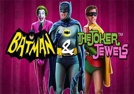 Batman and The Joker Jewels – obračun u video slotu