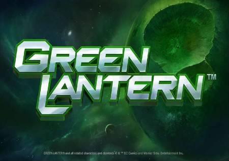 Green Lantern – slot sa progresivnim džekpotom!
