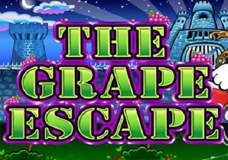 The Grape Escape – šaljivo bekstvo grožđa sa bonusima!