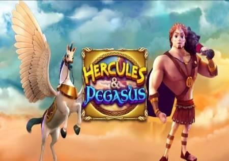 Hercules and Pegasus – online kazino igra!