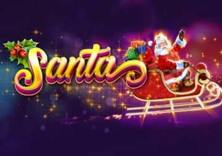 Santa – novogodišnja kazino igra sa džekpotom!