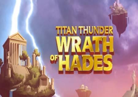 Titan Thunder Wrath of Hades – podzemni svet i bonusi