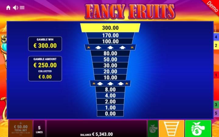 Fancy Fruits Respins of Amun Re, Online Casino Bonus