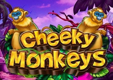 Cheeky Monkeys kazino slot vodi u toplije krajeve!
