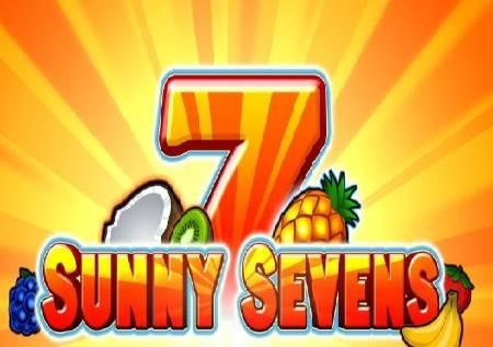 Sunny Sevens – kazino zabava sa Sunčanim sjajem