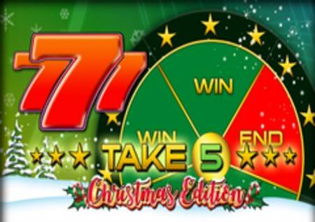 Take 5 Christmas Edition – klasična slot igra!