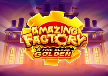 Fire Blaze Golden Amazing Factory donosi džekpotove!