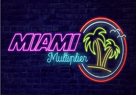 Miami Multiplier – preko množilaca do odličnih bonusa!