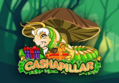 Cashapillar – gusenice nude online kazino bonuse!