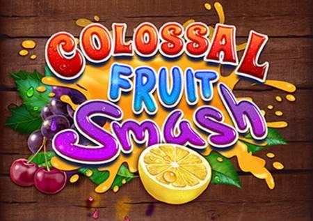 Colossal Fruit Smash – sjajni džokeri u novom slotu