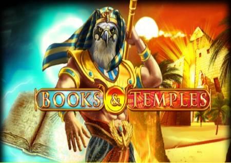 Books and Temples – knjige nagrađuju bonusima!