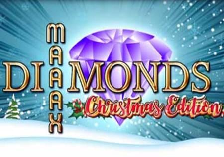 Maaax Diamonds Christmas Edition casino slot