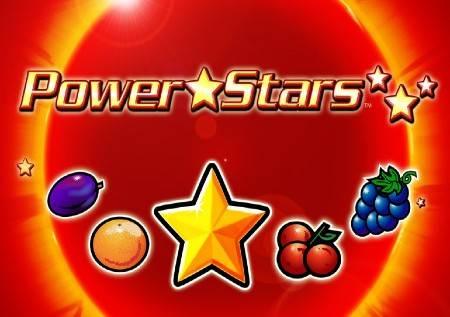 Power Stars – voćkice donose ekskluzivne bonuse!