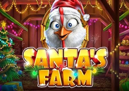 Santas Farm – božićna kazino bonus čarolija!