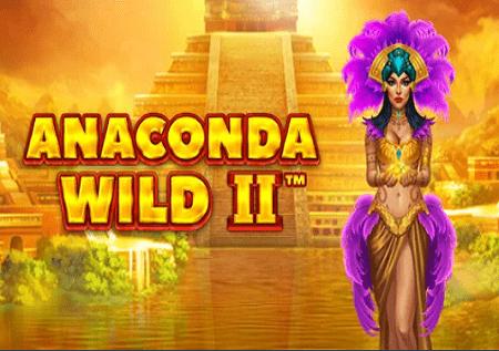 Anaconda Wild 2 – poboljšana verzija poznatog slota!