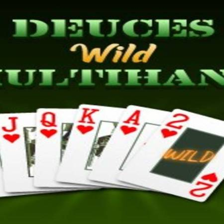 Deuces Wild Multihand – video poker!