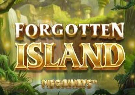 Forgotten Island Megaways online casino slot