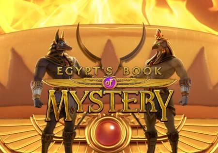 Egypts Book of Mystery – misterija u video slotu