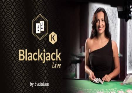 Live Blackjack – osetite moć blekdžek kartaške igre!