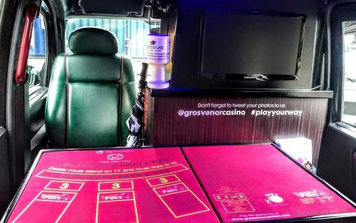 Najmanja kazina na svetu