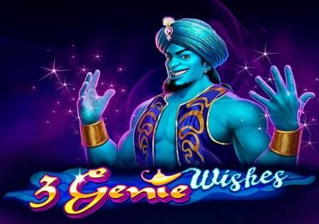 3 Genie Wishes slot ispunjava želje i deli kazino bonuse!