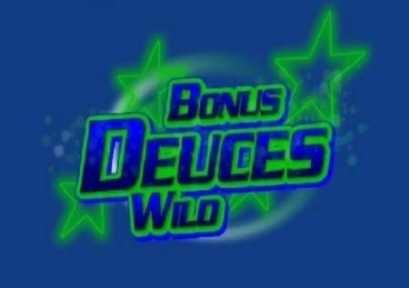Bonus Deuces Wild – poker sa moćnim džokerima