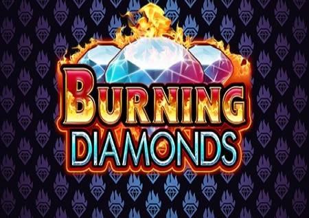 Burning Diamonds – kazino zabava i dijamanti