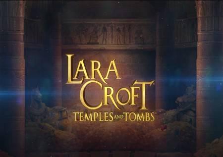 Lara Croft Temples and Tombs – kazino avantura