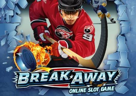 Break Away – online kazino spektakl na ledu
