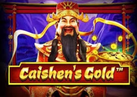 Caishens Gold – džekpot slot kineske teme!