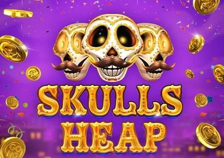 Skulls Heap zove na online kazino zabavu sa bonusima!